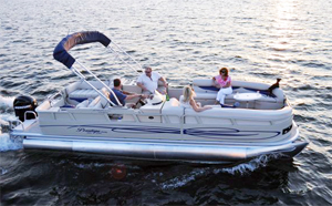 Bentley Pontoon Boats, Encore Boat Builders